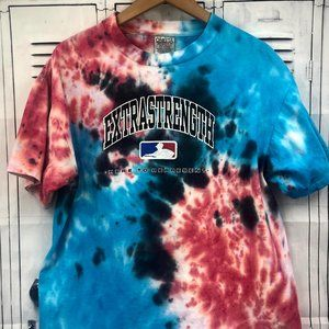 EXTRASTRENGTH Vintage ES Tie-Dye Short Sleeve Base